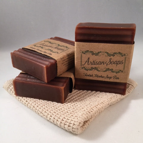 Turkish Mocha Soap Bar