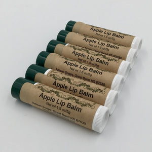 Apple Lip Balm - Artisan Soaps