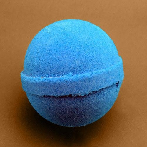 Blueberry Bath Bomb - Artisan Soaps