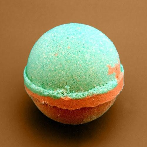 Chocolate Mint Bath Bomb - Artisan Soaps