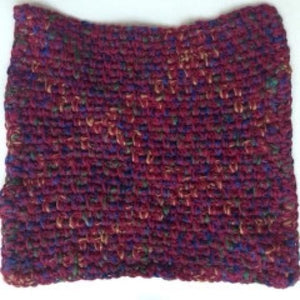 Crocheted Washcloths - Artisan Soaps