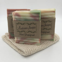 Mint Grapefruit Soap Bar