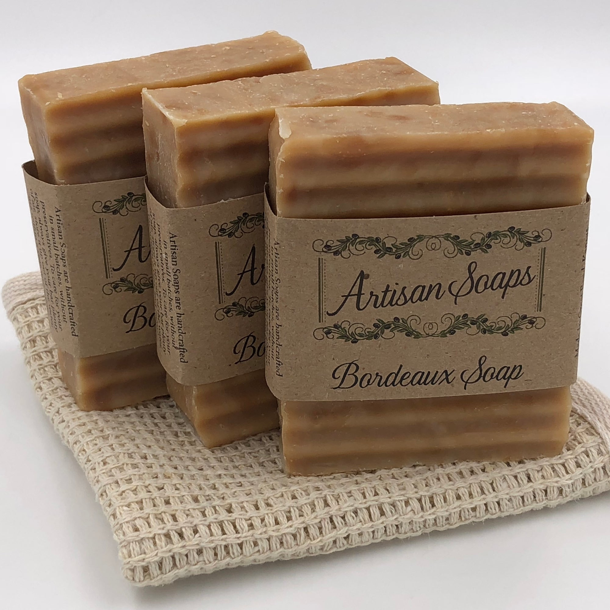 Bordeaux Soap Bars