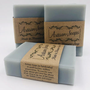 Made to Measure Soap Bar - Artisan Soaps