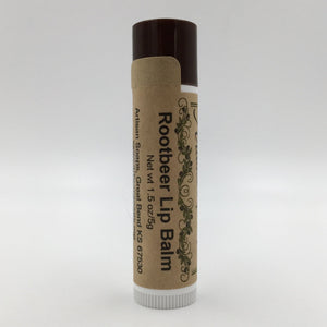 Root Beer Lip Balm - Artisan Soaps