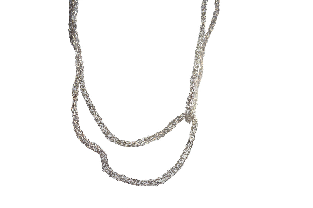 Loosey Handwoven Chain