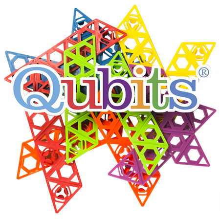 Qubits Toy