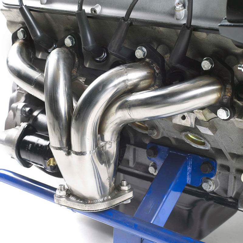 High Torque/​High Power V8 Carburettor Engines Optional Tubular Exhaust Manifolds