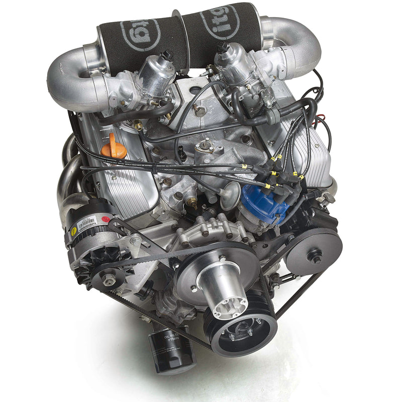 High Torque/​High Power V8 Carburettor Engines