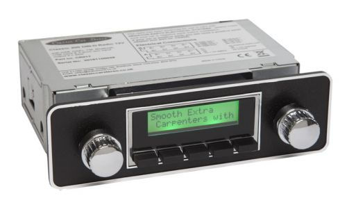 Classic 200 DAB Spindle Mount Radio-CR017