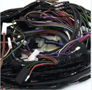 Range Rover Classic Left Hand Drive Main Wiring Harness - Suffix C onwards