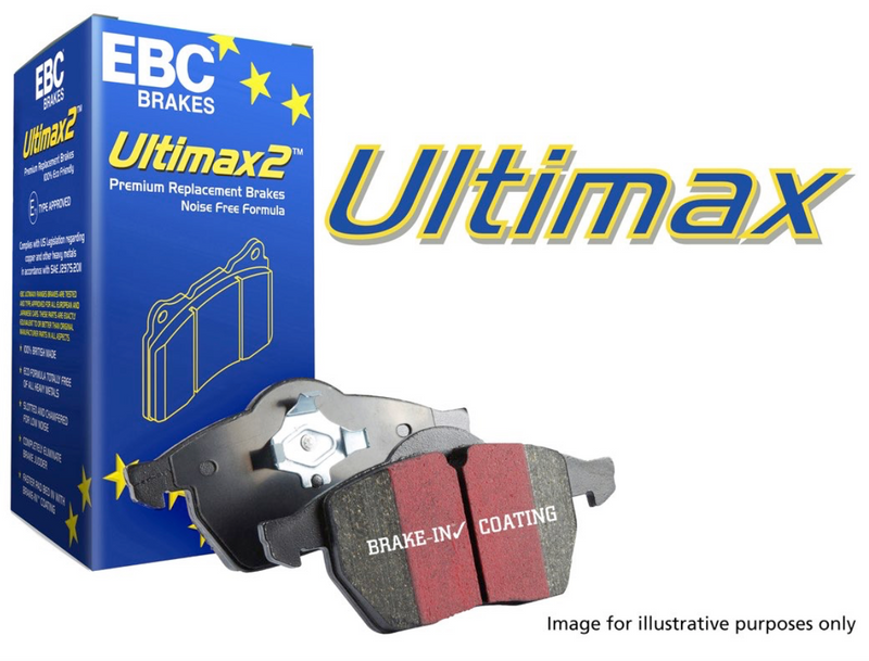EBC Ultimax Front Brake Pads - SFP500220 / STC9187