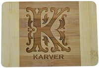 Brew City Engraving - Custom Personalized Engraved Bamboo Cutting Board - Wedding, Anniversary, Graduation, Housewarming, Closing, Realtor Mother's Day, Fathers Day Gift/Present for Cooks & Chefs 34