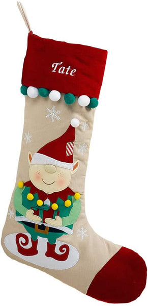 Character Christmas Stocking: Elf