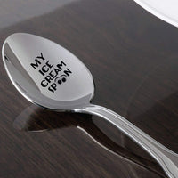 My Ice Cream Spoon,best selling,ice cream lovers,dads ice cream,Christmas Gift Ideas