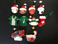 Personalized Christmas Ornaments~10 Styles To Choose From~ I can Personalize!!