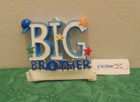 """Big Brother"" Personalized Christmas Tree Ornament Holiday Gift"