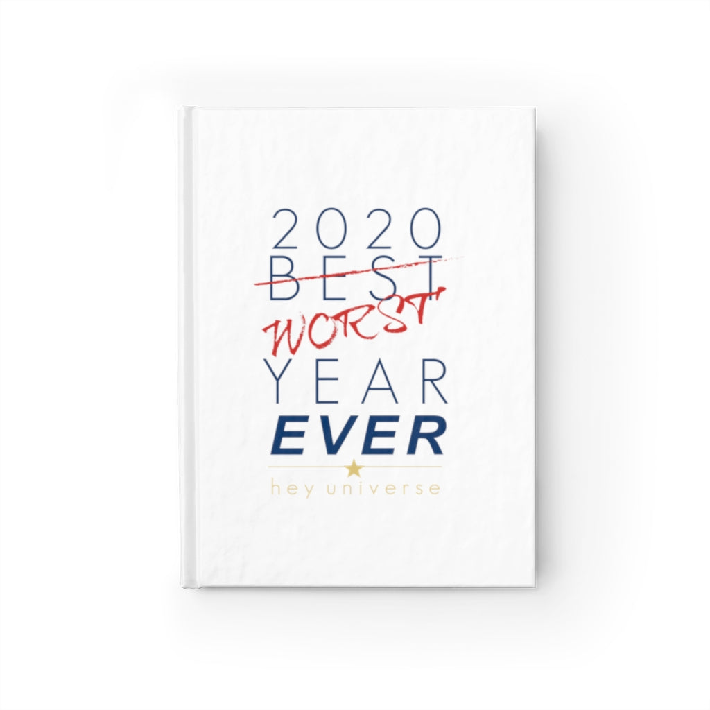 2020 WORST Year EVER Journal
