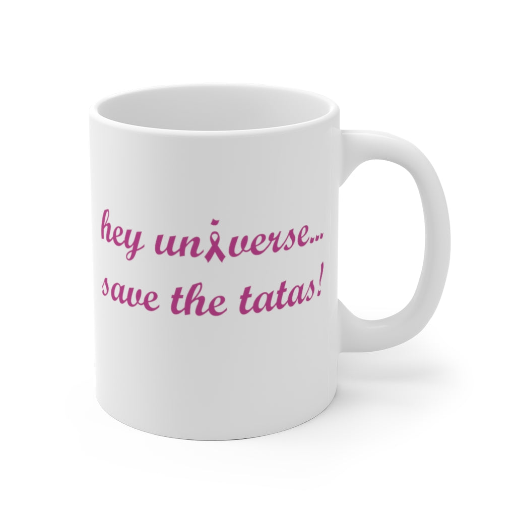 Save the Tatas Mug