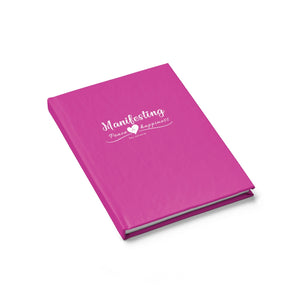 Manifesting Peace, Love & Happiness Journal