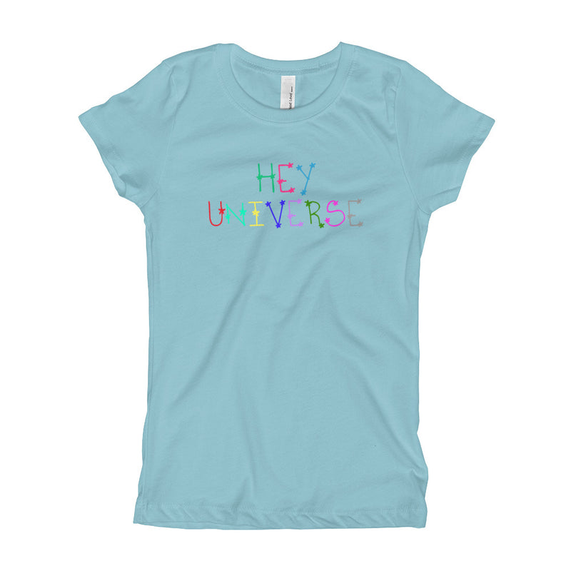 Girl's Colorful Starry Tee