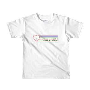Child's Living With Love Tee