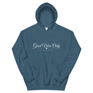 Unisex Good Vibes Only Hoodie