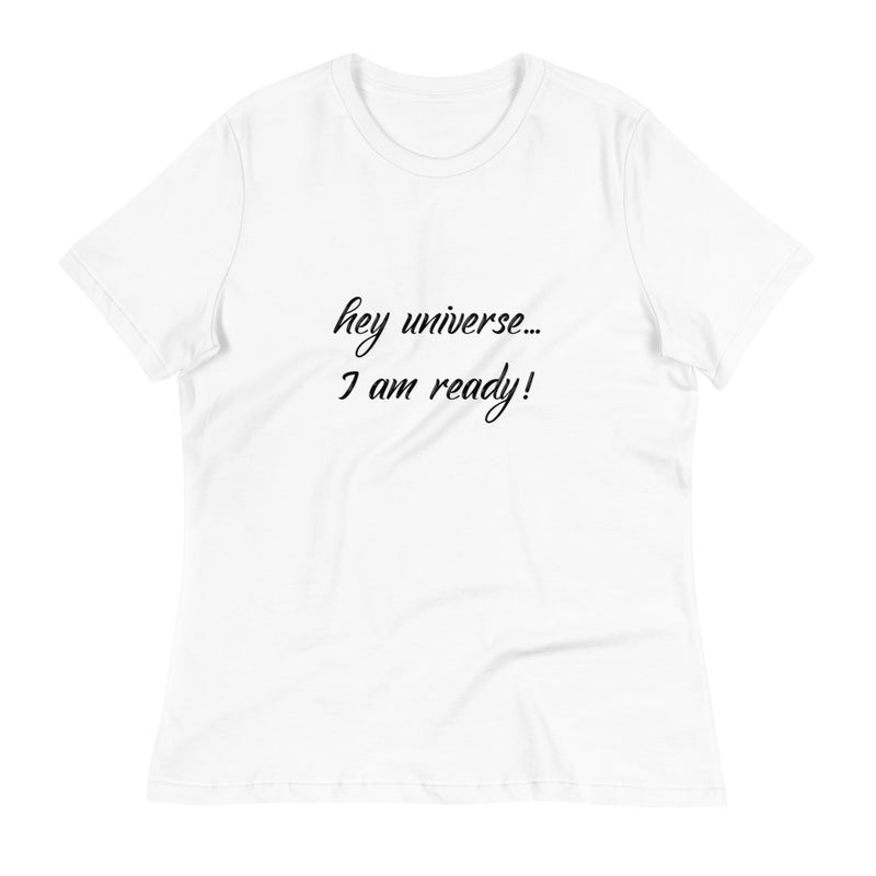 Women's I am Ready! Declaration Tee
