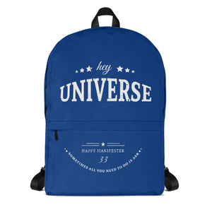 Happy Manifester Backpack