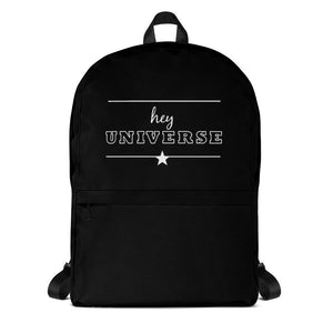 Hey Universe Signature Collection Backpack