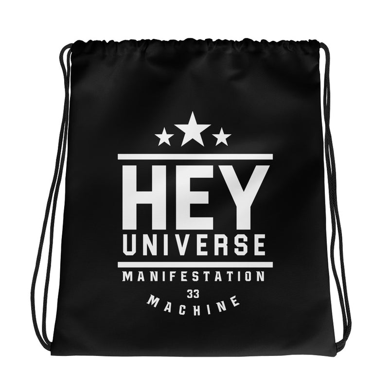 Manifestation Machine Drawstring Bag
