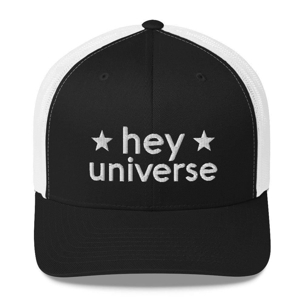 Hey Universe Trucker Hat