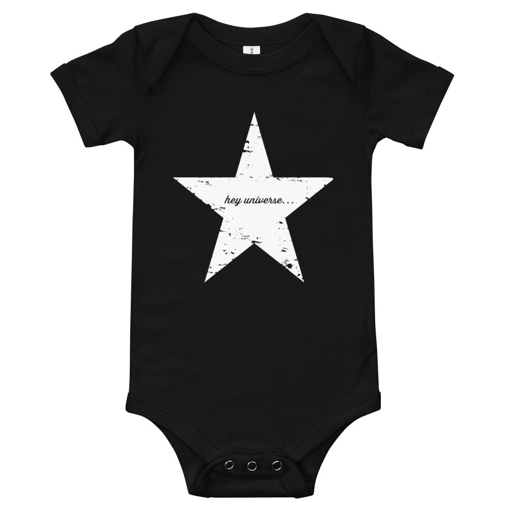 Infant's Vintage Star Onesie