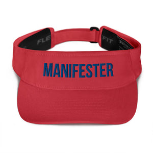 Manifester Cotton Visor