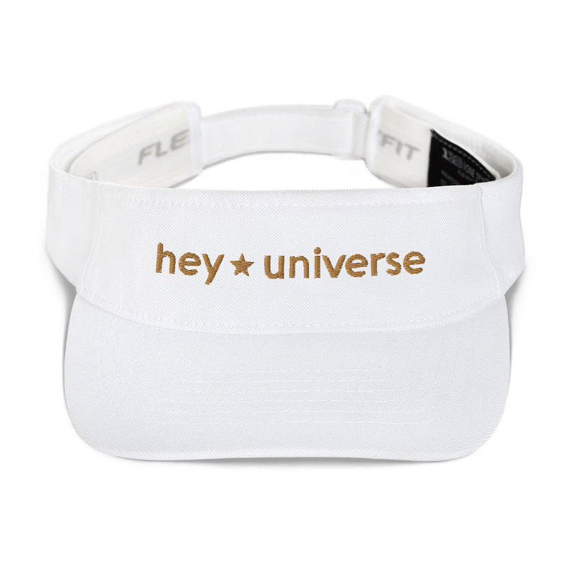 Hey Universe Cotton Visor