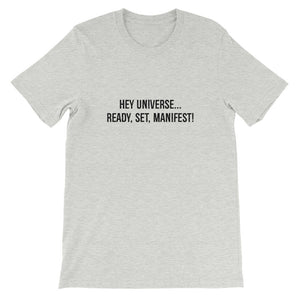 Men's Ready, Set, Manifest! Declaration Tee