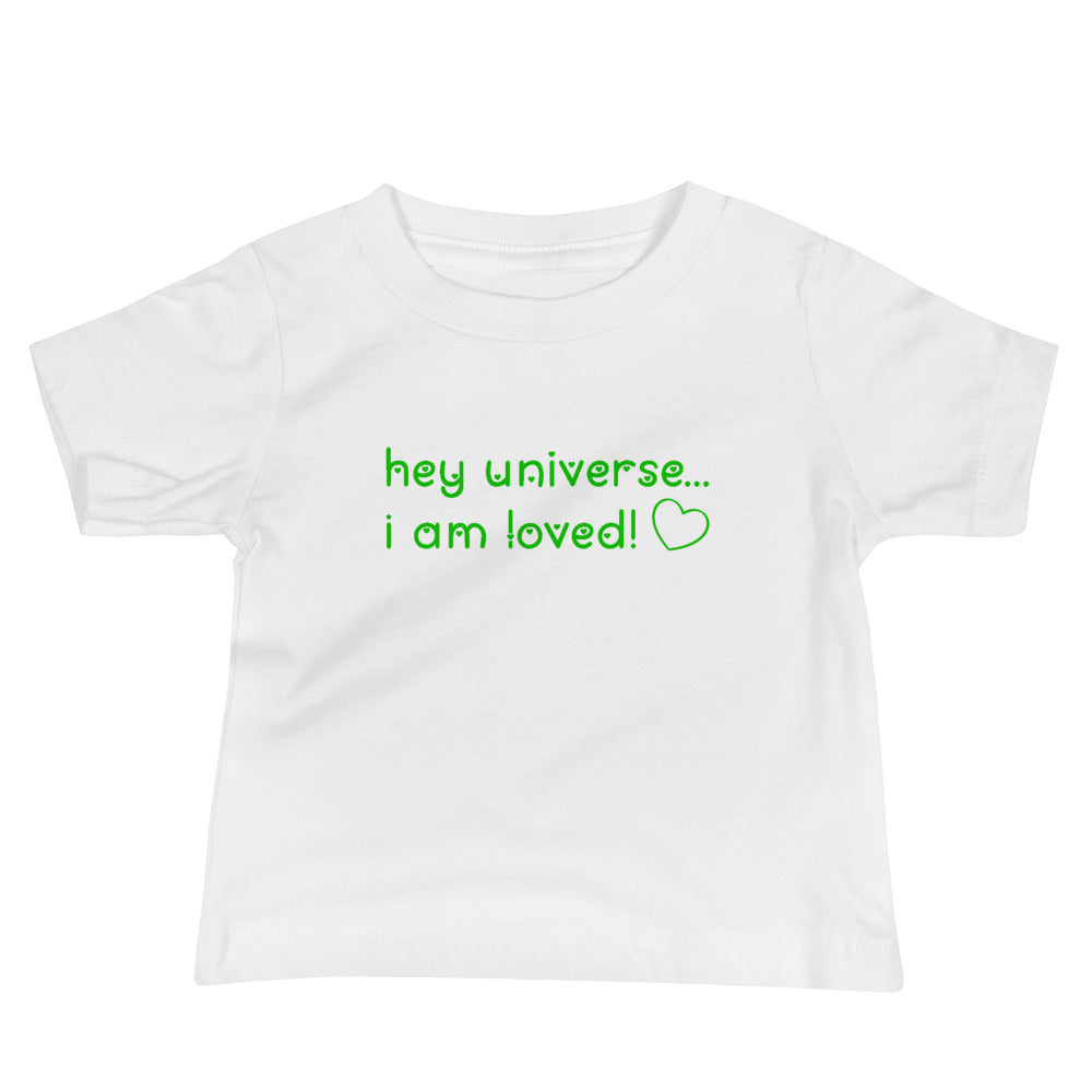 Infant's I am Loved! Tee