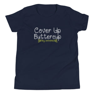 Cover Up Buttercup Kid's Tee
