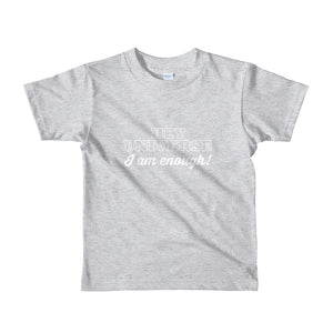 Child's I am Enough! Tee