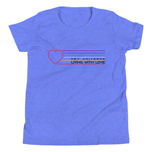 Kid's Living With Love Tee