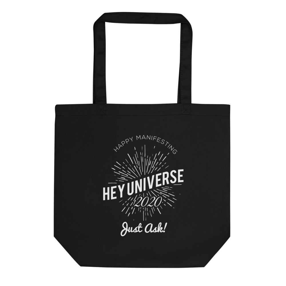 2020 Just Ask! Canvas Eco Tote