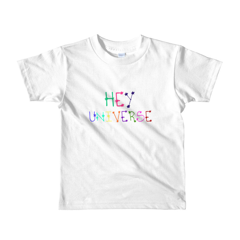 Child's Starry Colorful Tee