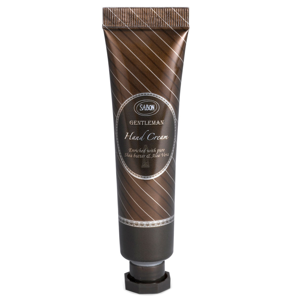 MINI GENTLEMAN HAND CREAM 30ML FREE - Sabon Singapore