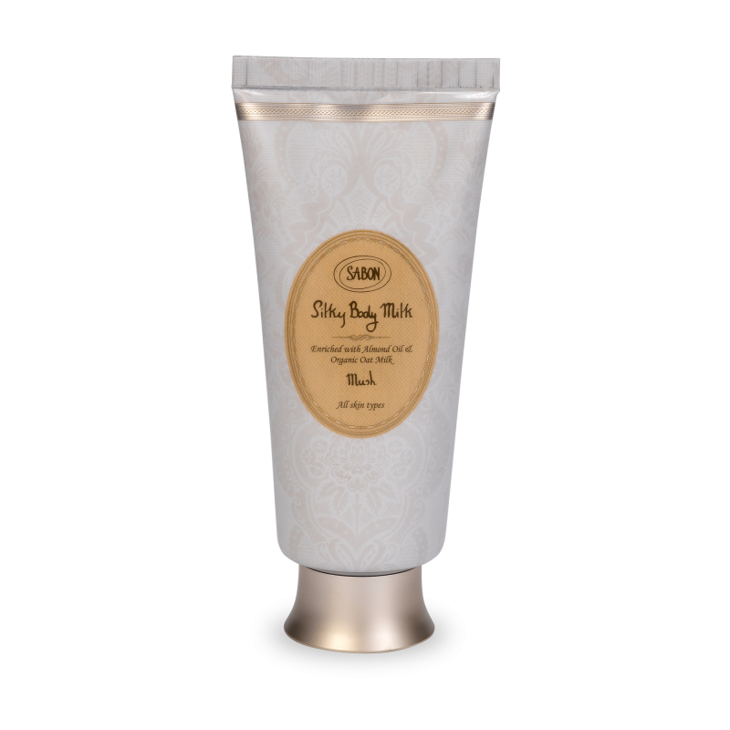 Silky Body Milk Tube - Musk - Sabon Singapore