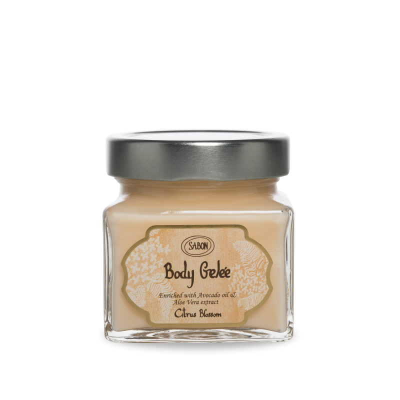 Body Gelee - Citrus Blossom, 200ml - Sabon Singapore