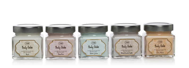 Body Gelee - Green Rose - Sabon Singapore