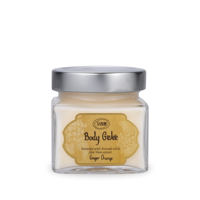 Body Gelee - Ginger Orange - Sabon Singapore