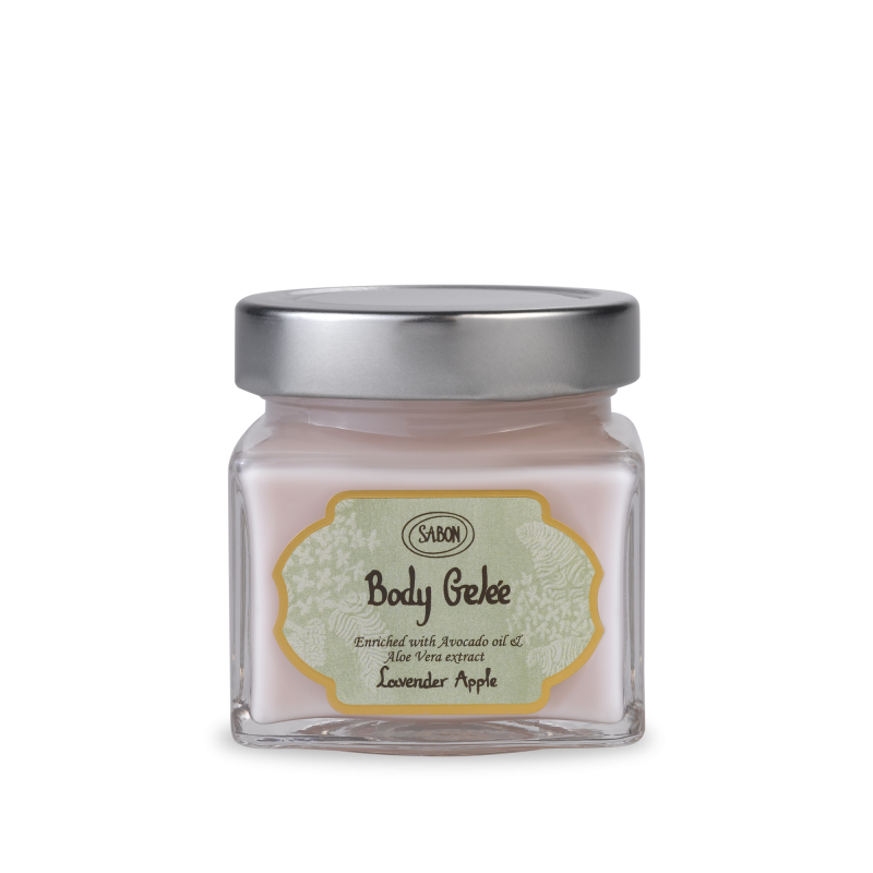 Body Gelee - Lavender Apple - Sabon Singapore