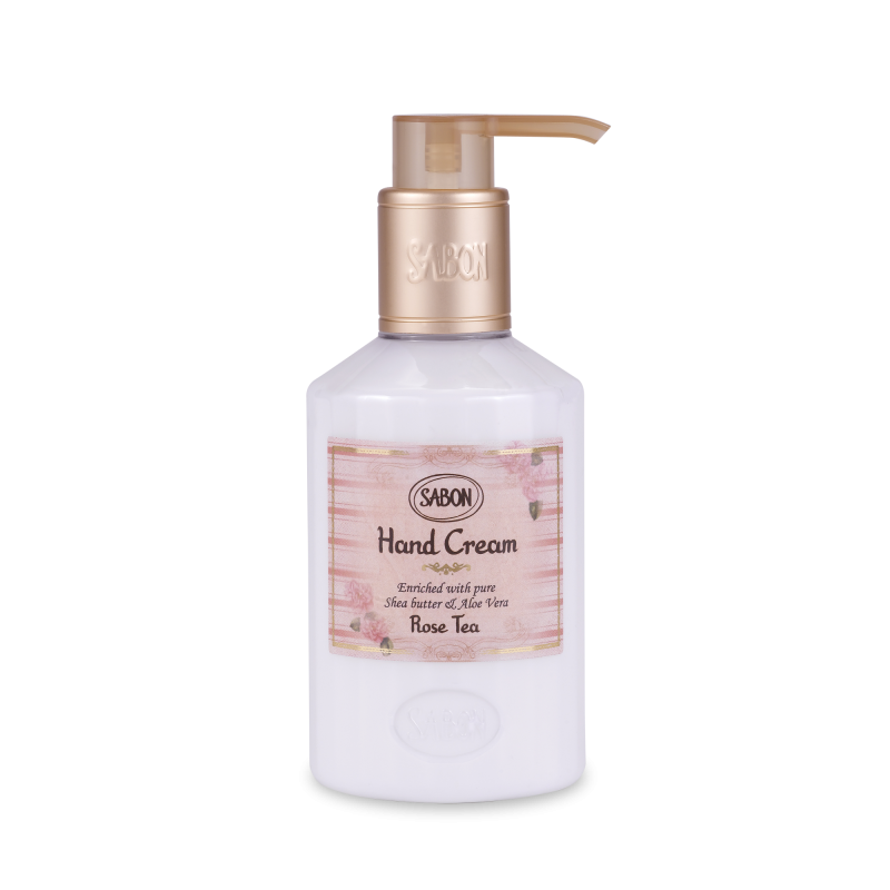 Hand Cream Bottle - Rose Tea - Sabon Singapore