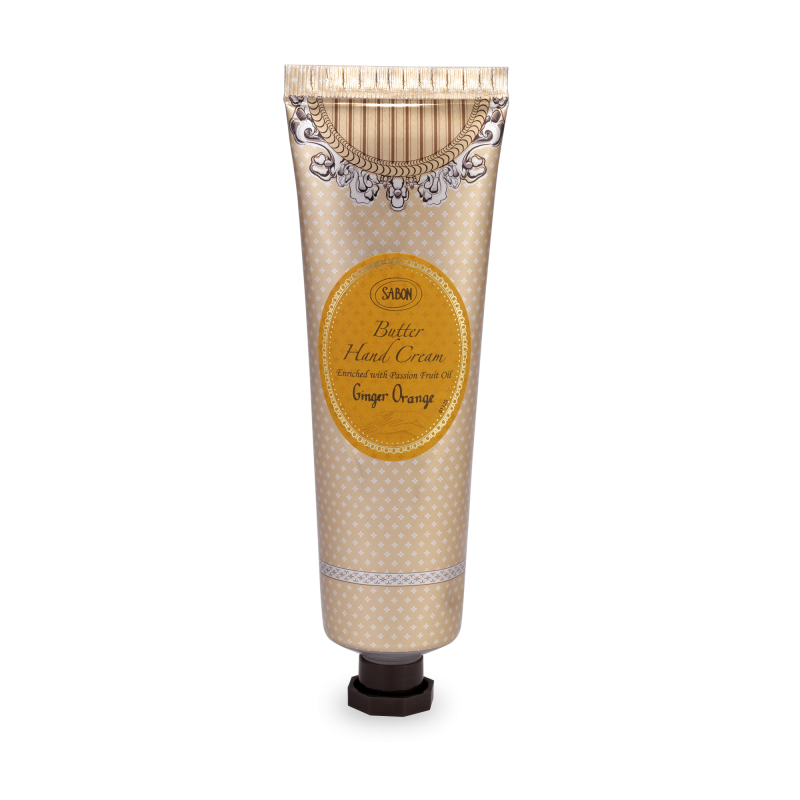 Butter Hand Cream - Ginger Orange 75ML - Sabon Singapore